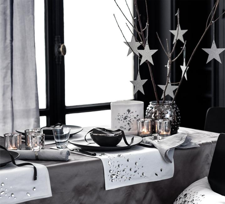Decorar la mesa de navidad en el ultimo minuto - Decorar la mesa en navidad ...