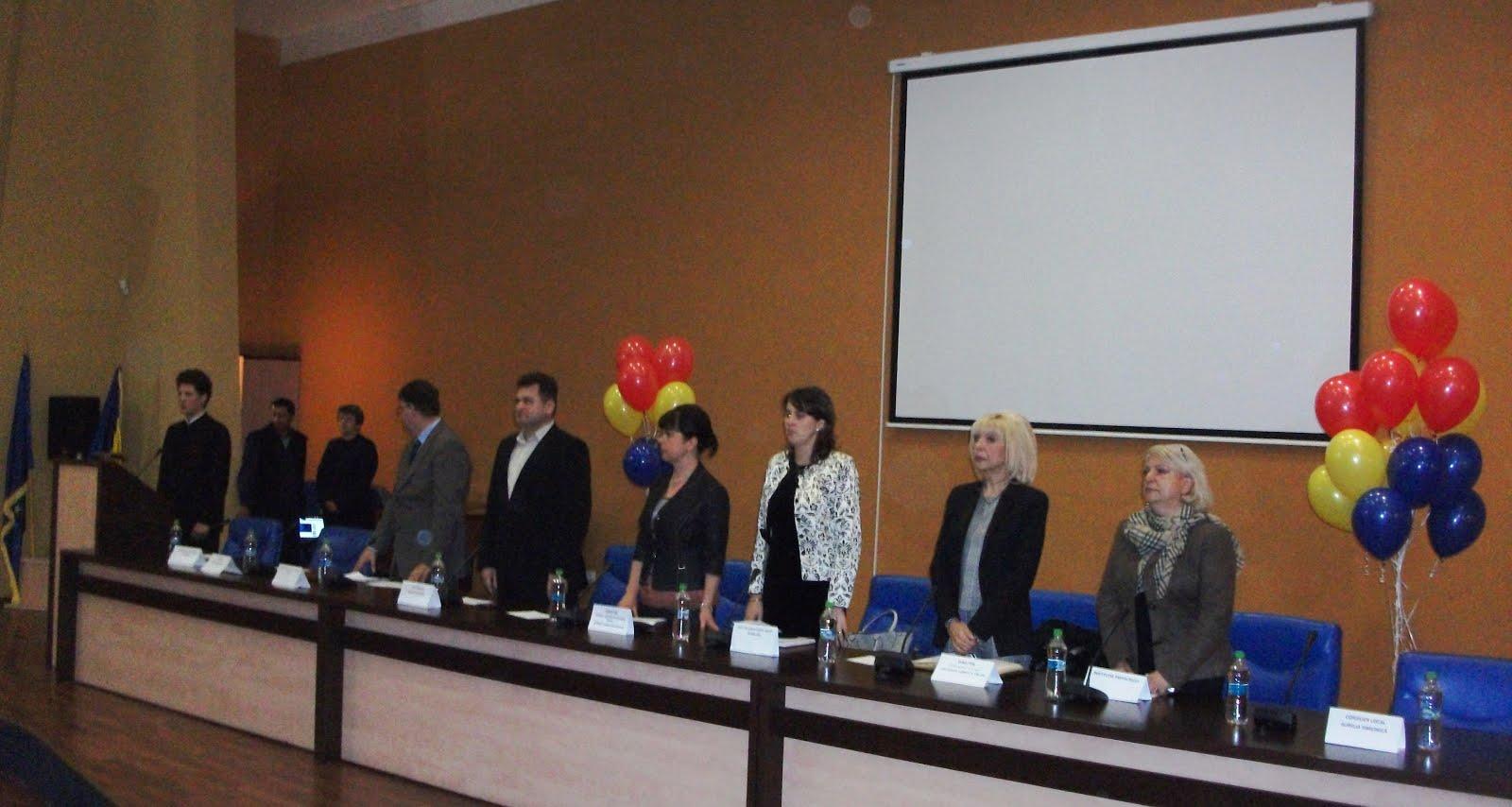Lansare Centru de Excelenţă-Neamţ, 8.10.2015...