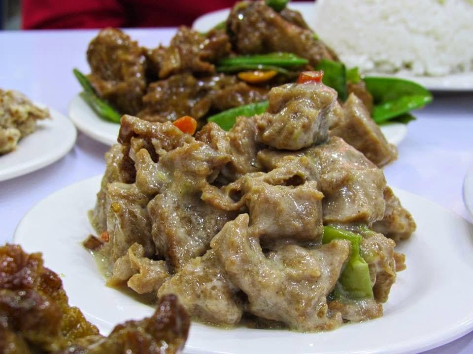 Vegan Bicol Express