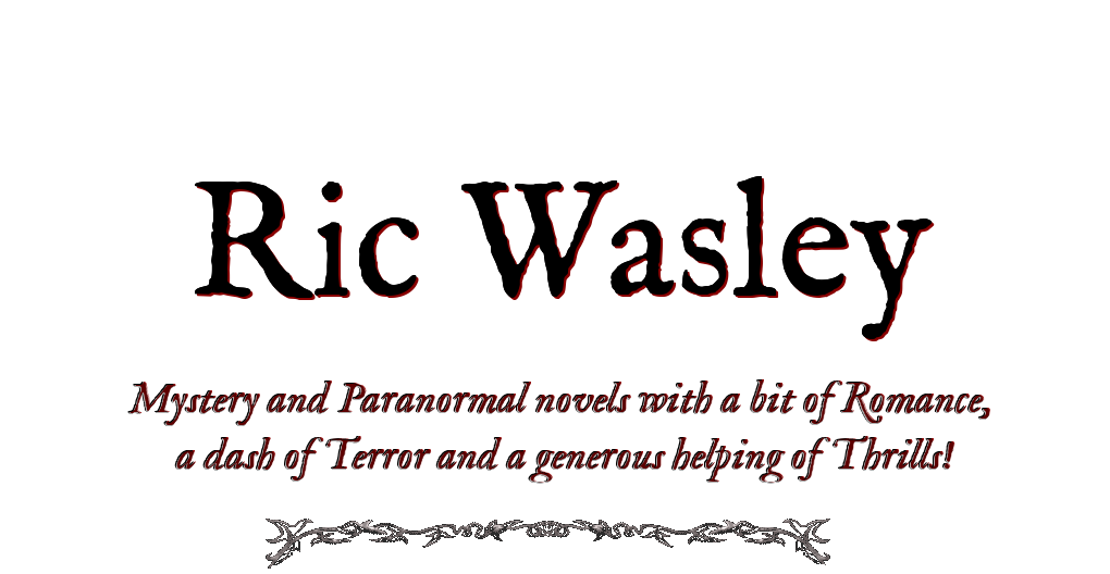 Ric Wasley - Author