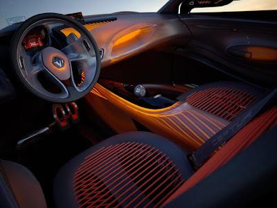 Renault Captur - interior