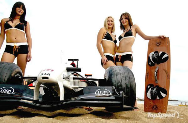 Hot F1 Girls