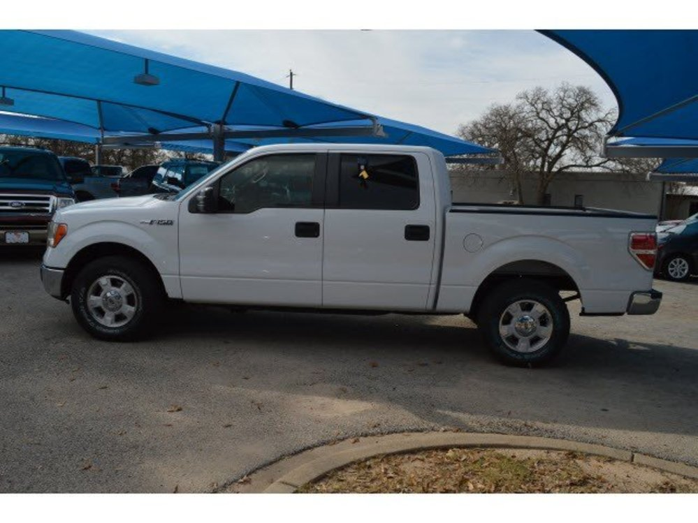 Tdy sales 16991 white 2009 ford f 150 xlt crew cab rwd v8 truck tdy sales publicscrutiny Image collections