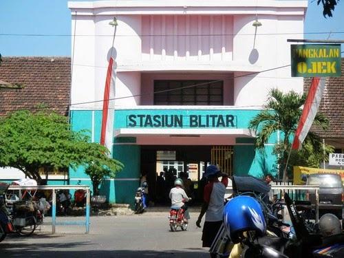 Stasiun Blitar, Kuingin Mengenangmu
