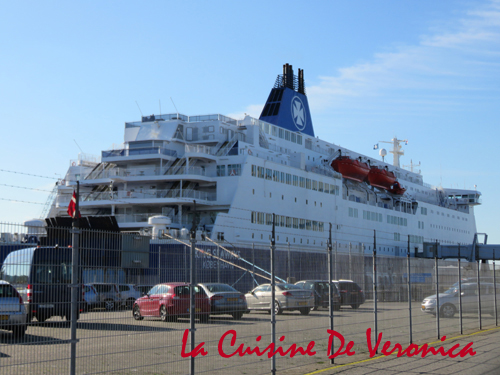Amsterdam Mini Cruise King Seaways