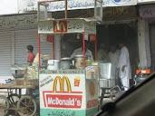 I McDonalds falsi in giro per il mondo