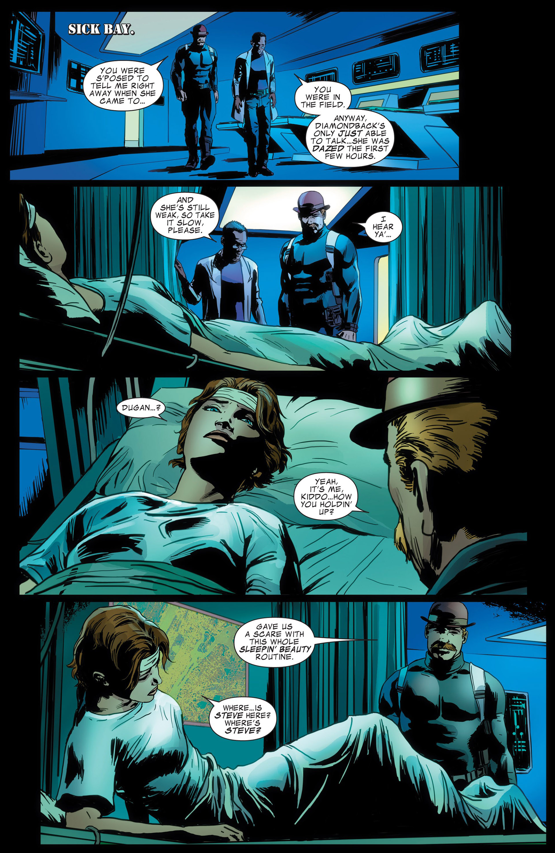 Captain America (2011) Issue #13 #13 - English 20