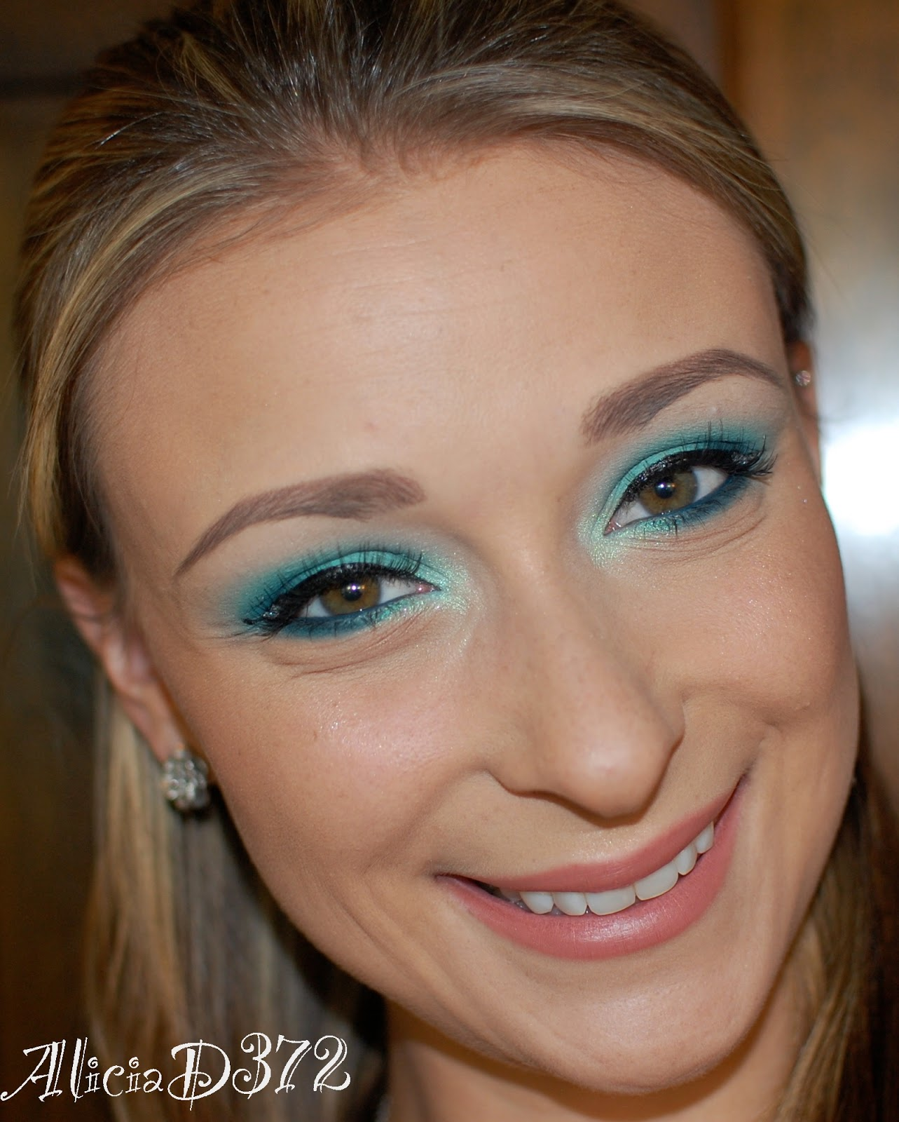 Aliciad372 marilyn in teal makeup tutorial baditri Images