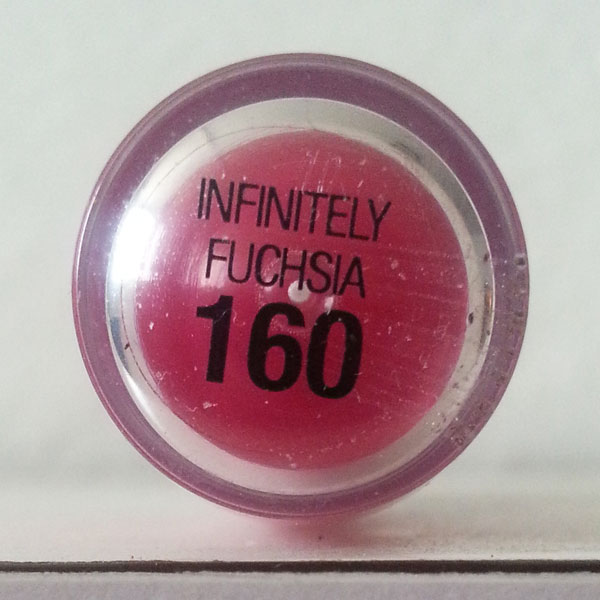 Maybelline - Superstay 14hr Lipstick, n°160 Infinitely Fuchsia