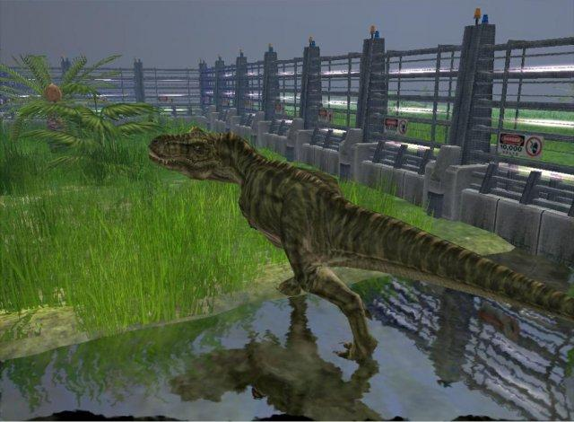 descargar jurassic park the game pc espanol