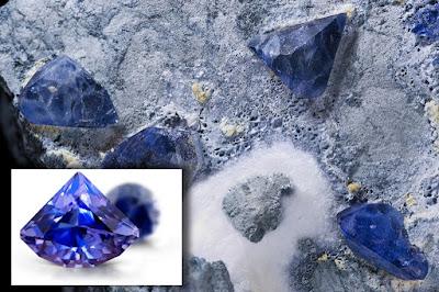 Batu Benitoite