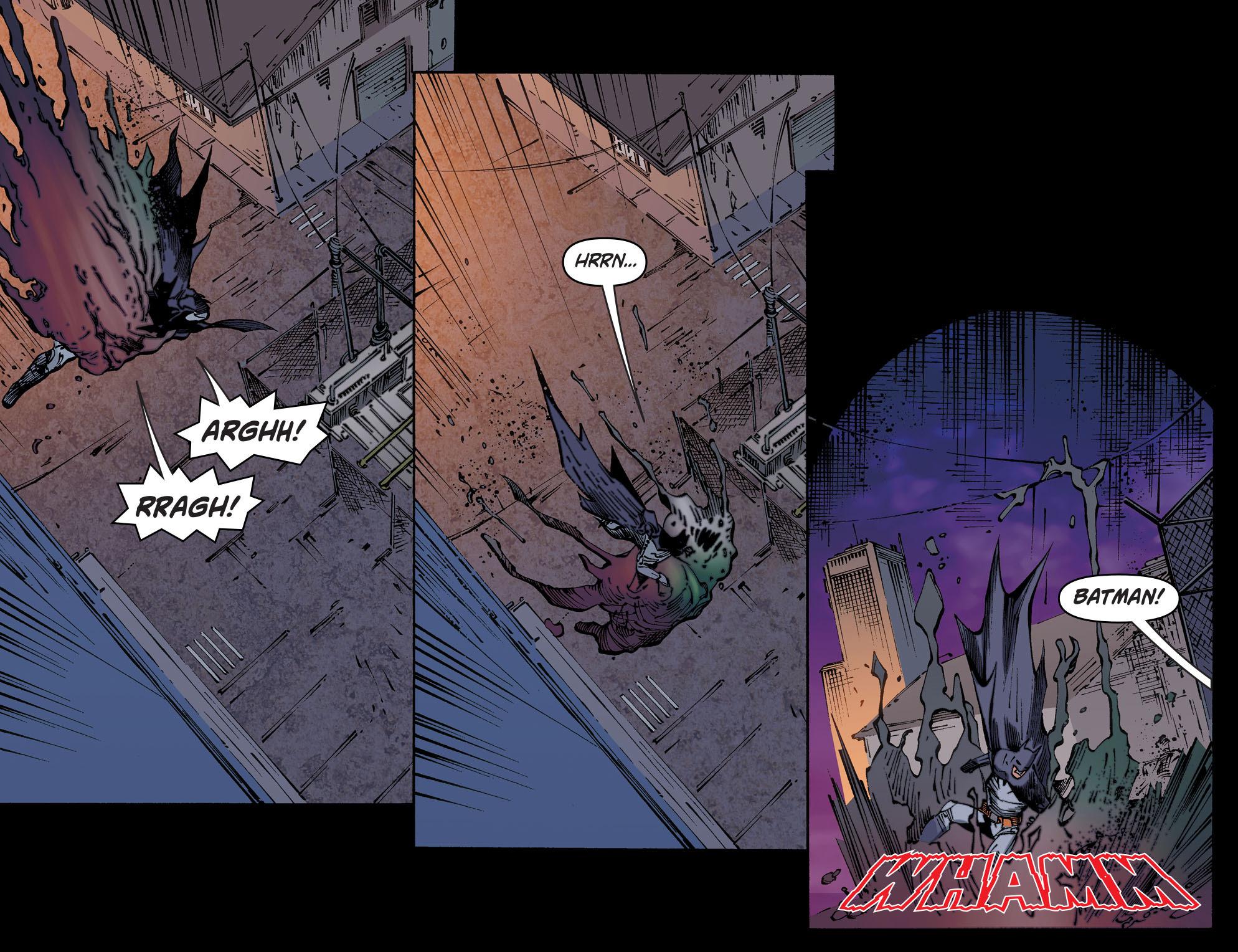 Batman: Arkham Knight [I] Issue #25 #27 - English 3