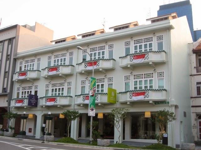 Tips Mencari Penginapan Murah Singapore