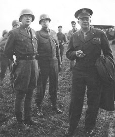 General GEORGE SMITH PATTON Jr (California, 11/11/1885 - Heidelberg, Alemania, 21/12/1945).