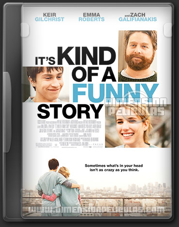 It's Kind of a Funny Story (DVDRip Español Latino) (2010)
