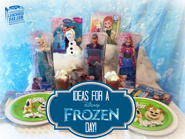 Ideas for a Disney FROZEN day #FrozenFun #shop #cbias