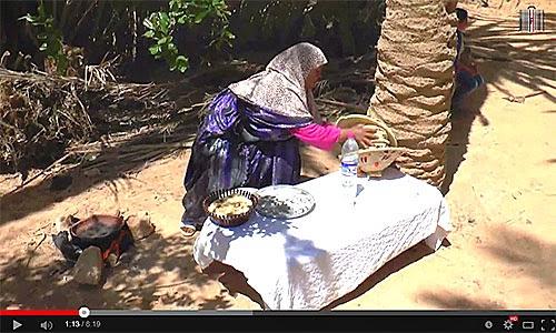 4/5 - Cuisine locale traditionnelle de Béni Khédache (tn).