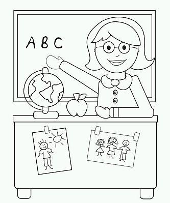 Banco de Imagenes y fotos gratis: Dibujos del Dia del Maestro para ...