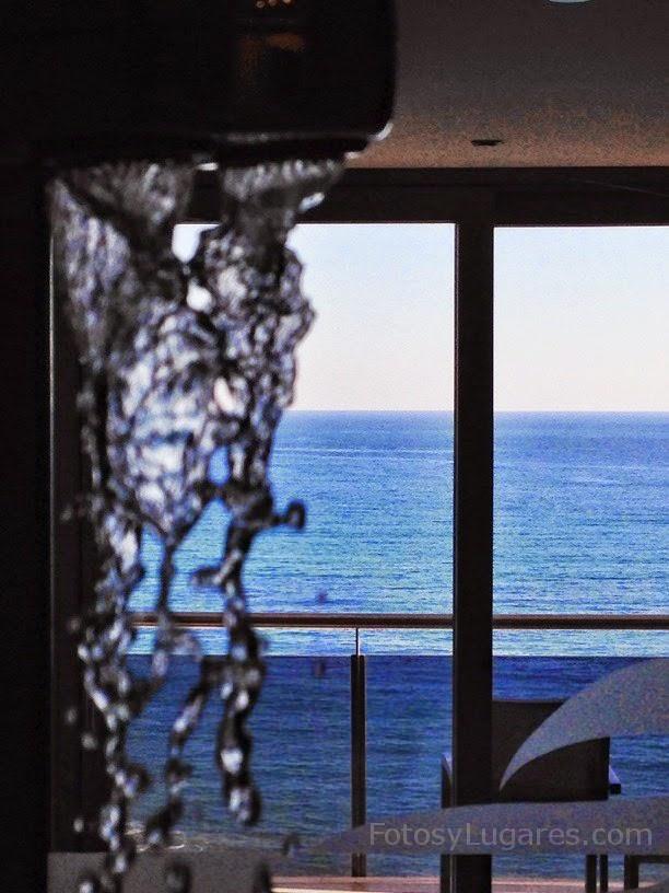 Ducha en el Gran Hotel Sol y Mar