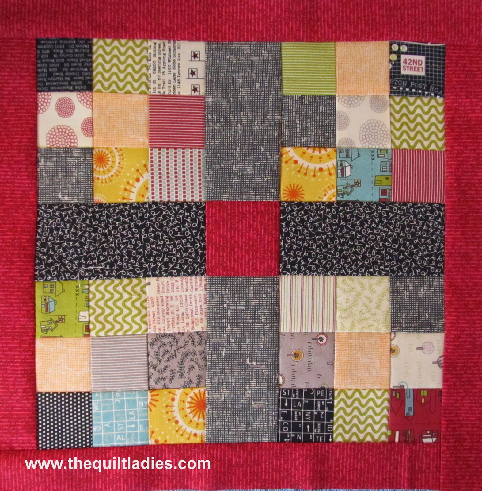 quilt block 9-patch