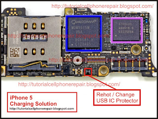iPhone 5 Not Charging