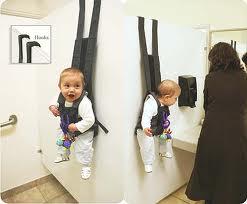 Bathroom Baby Harness