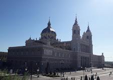 CATEDRAL DE LA ALMUDENA - MADRID