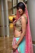 Model Alice Rosario glam pics in Lehenga-thumbnail-17