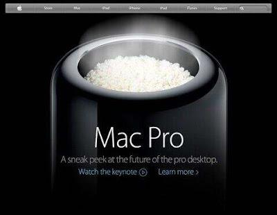 new mac pro funny