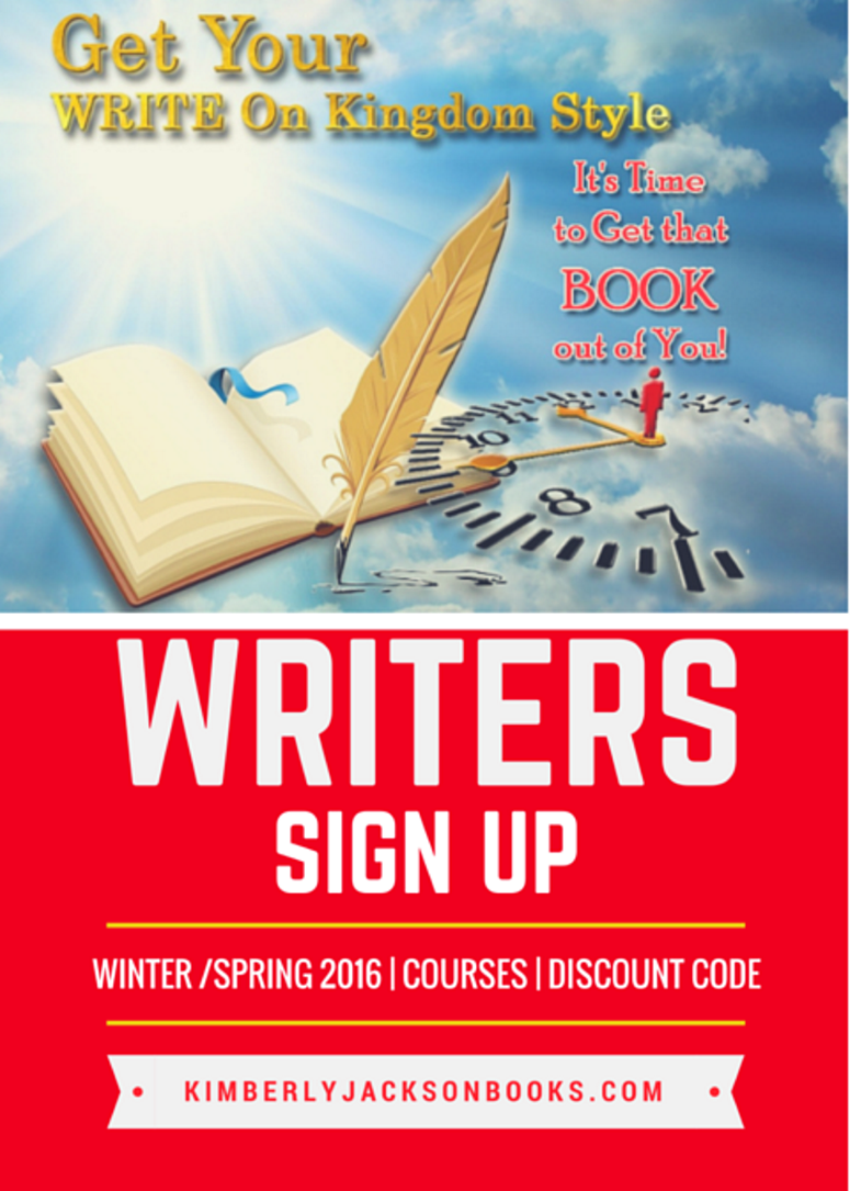 Course for Writers!