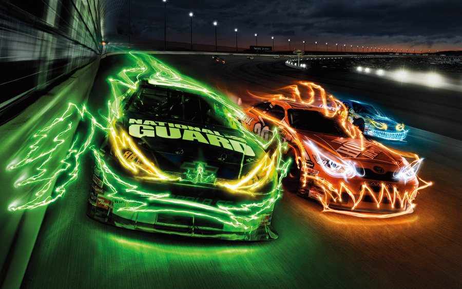 Neon Cars Daily Pictures Online Wallapers Pictures Pics