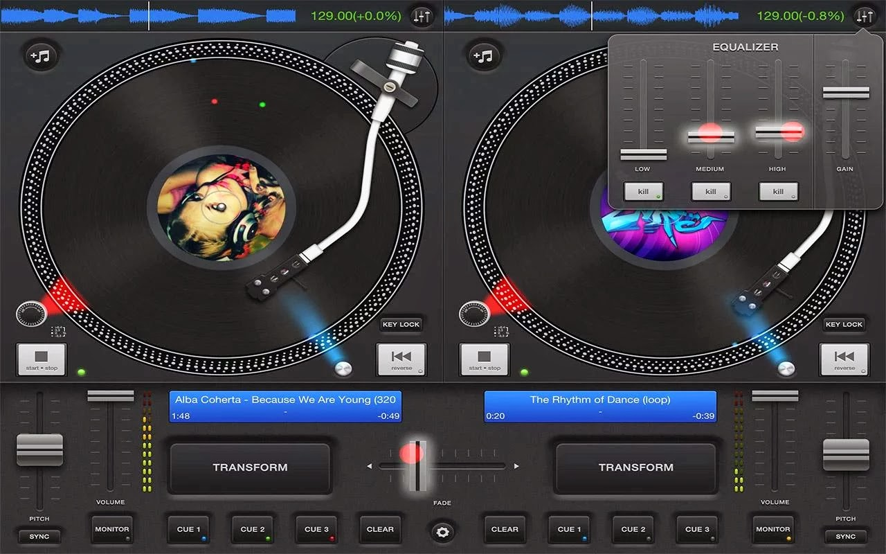how to connect mixer to laptop virtual dj