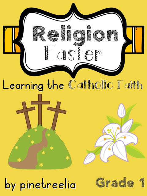 Easter Religion lessons