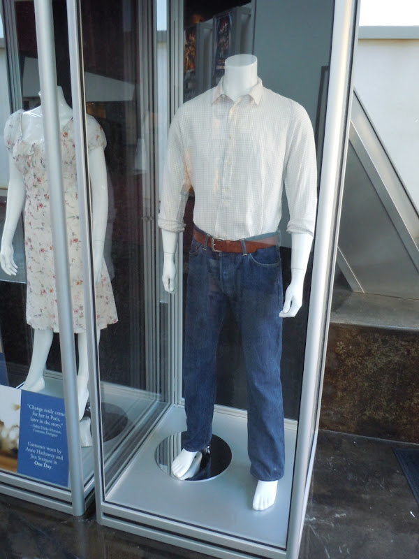 Jim Sturgess film costume One Day