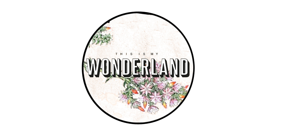 This is my wonderland