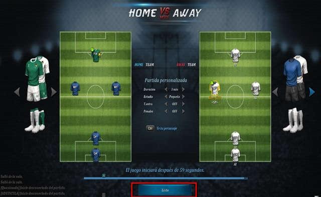 Fútbol Latino PC Online