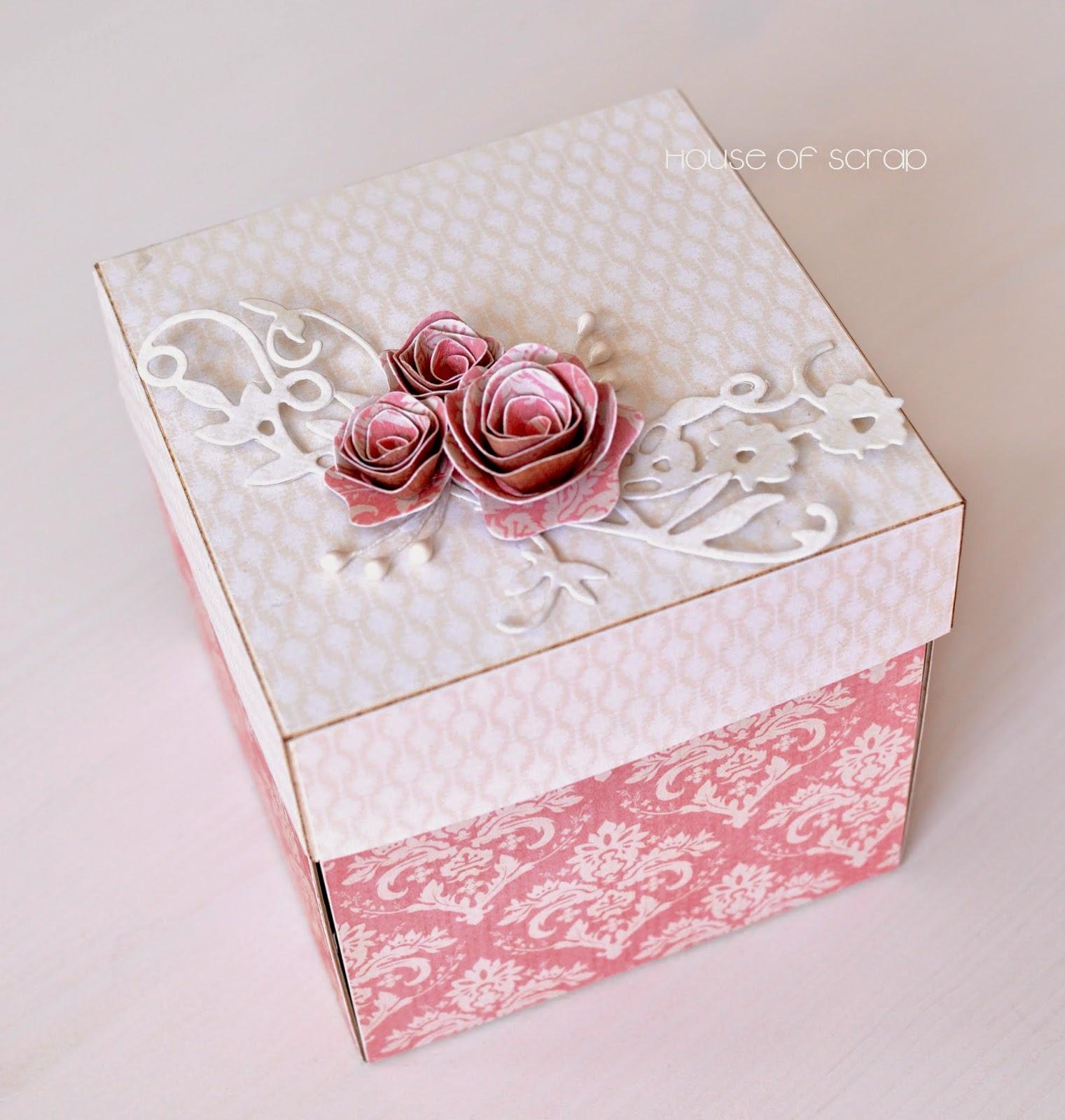 Krabiky na penze Dary pro novomanele - Svatebn