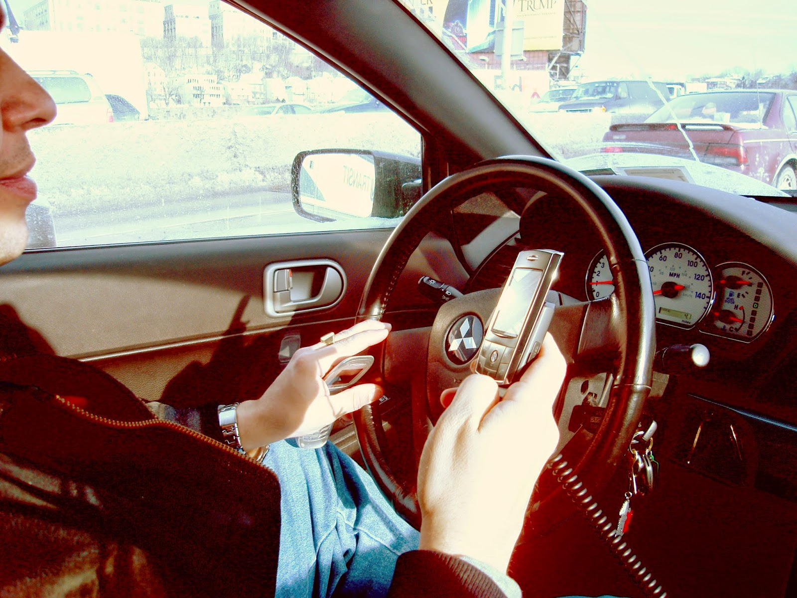 Cellular phone Use While Driving Statistics