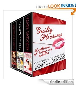 Free eBook Feature ~ Guilty Pleasures: A Collection of 3 Super Sexy Novellas