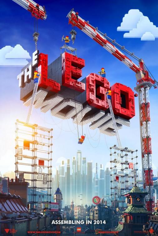 Lego, la pelicula (2014)