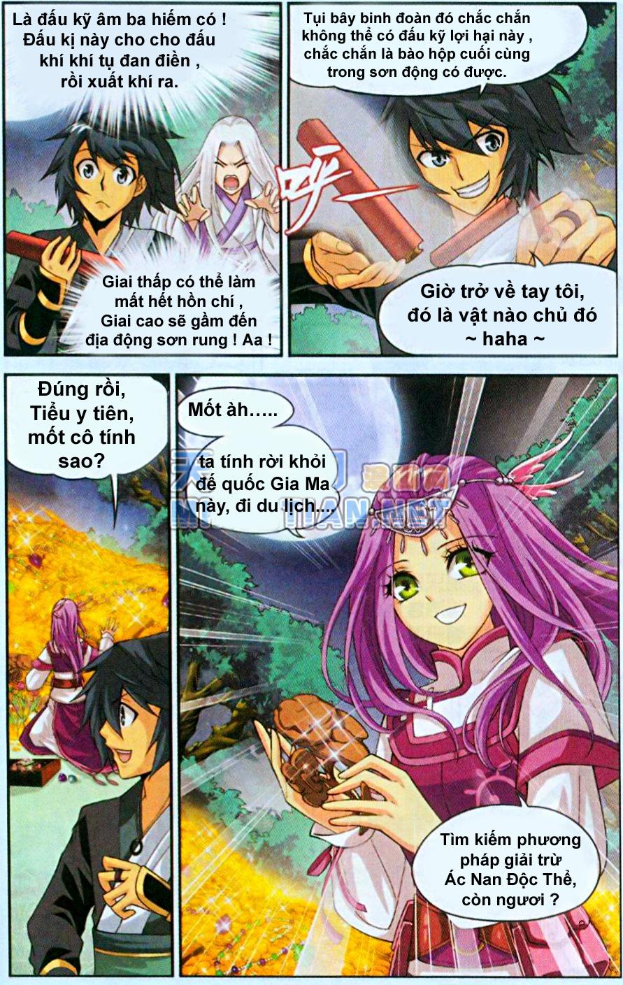 Đấu Phá Thương Khung chap 34 page 18 - IZTruyenTranh.com