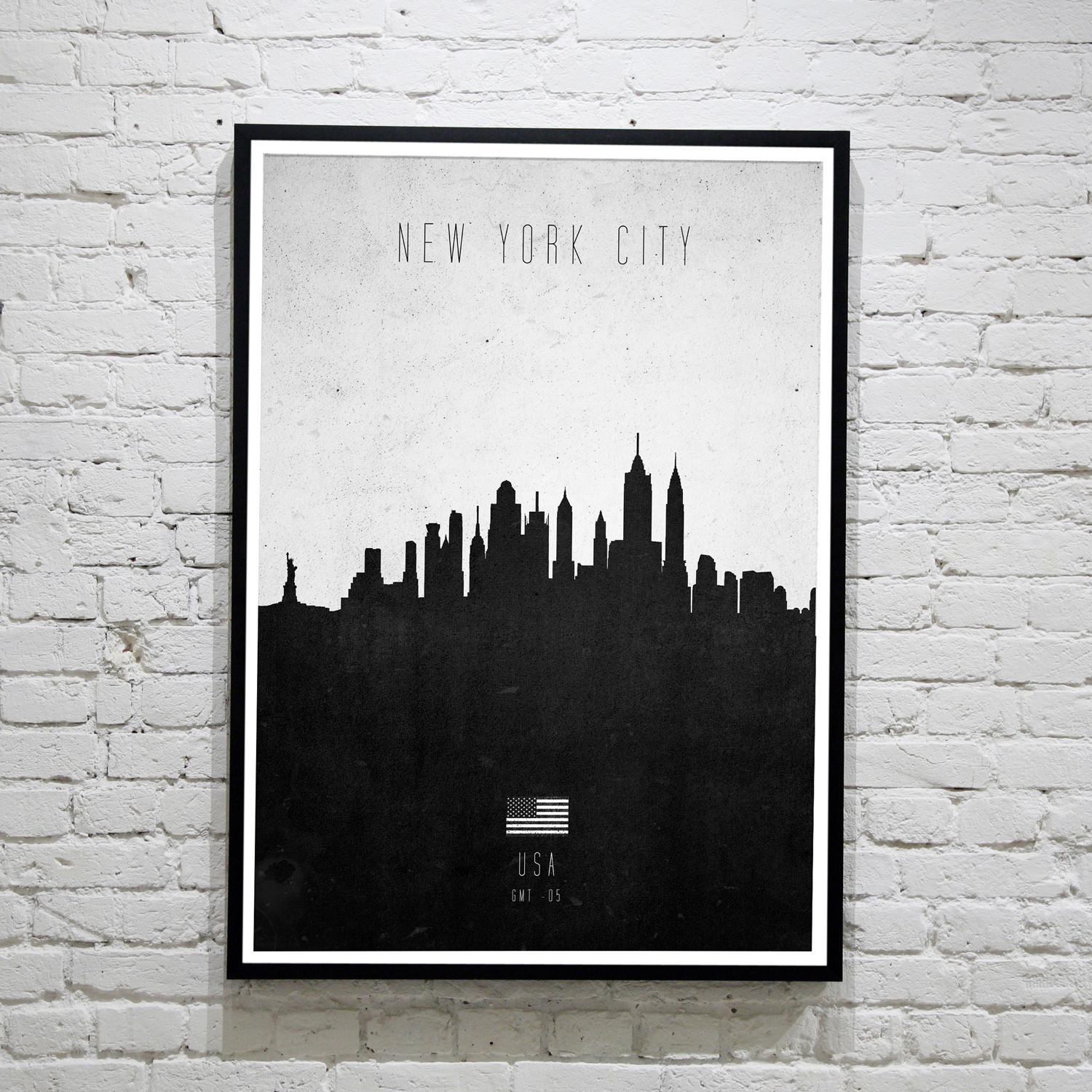 New York. Contemporary Cityscape