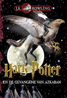 Harry Potter en de gevangene van Azkaban J.K. Rowling cover