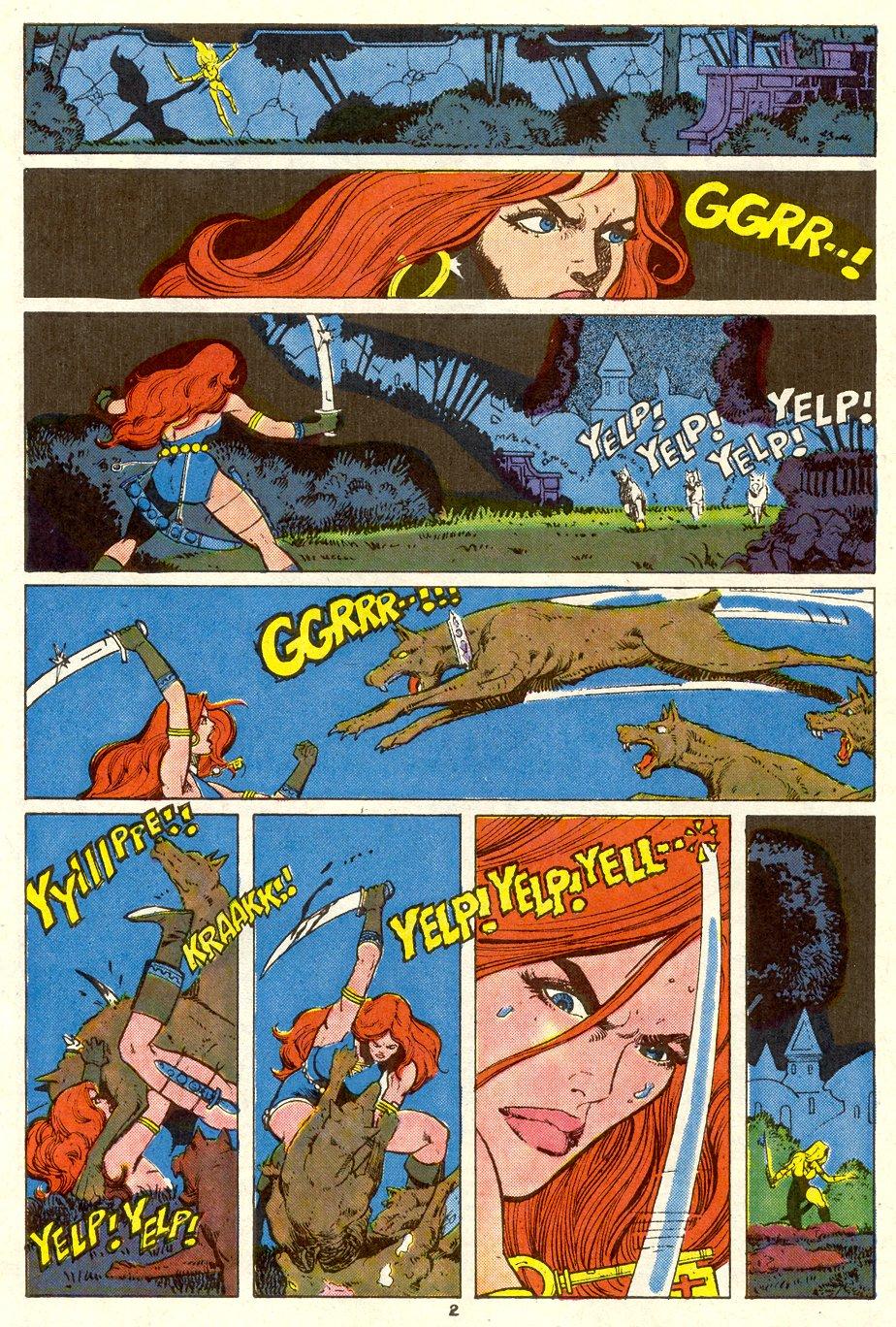 Conan the Barbarian (1970) Issue #204 #216 - English 3