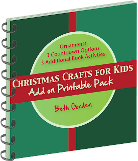 Christmas Crafts for Kids Add on Printable Pack