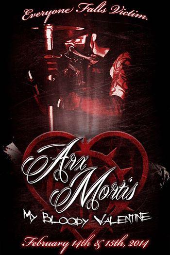 Arx Mortisu0027 My Bloody Valentine   Killen, AL