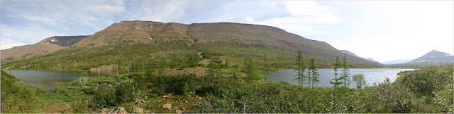 Taimyr-Poxod-Glubokoe-Kyltellar-Bugar-Ekekoy-озеро Бугар.