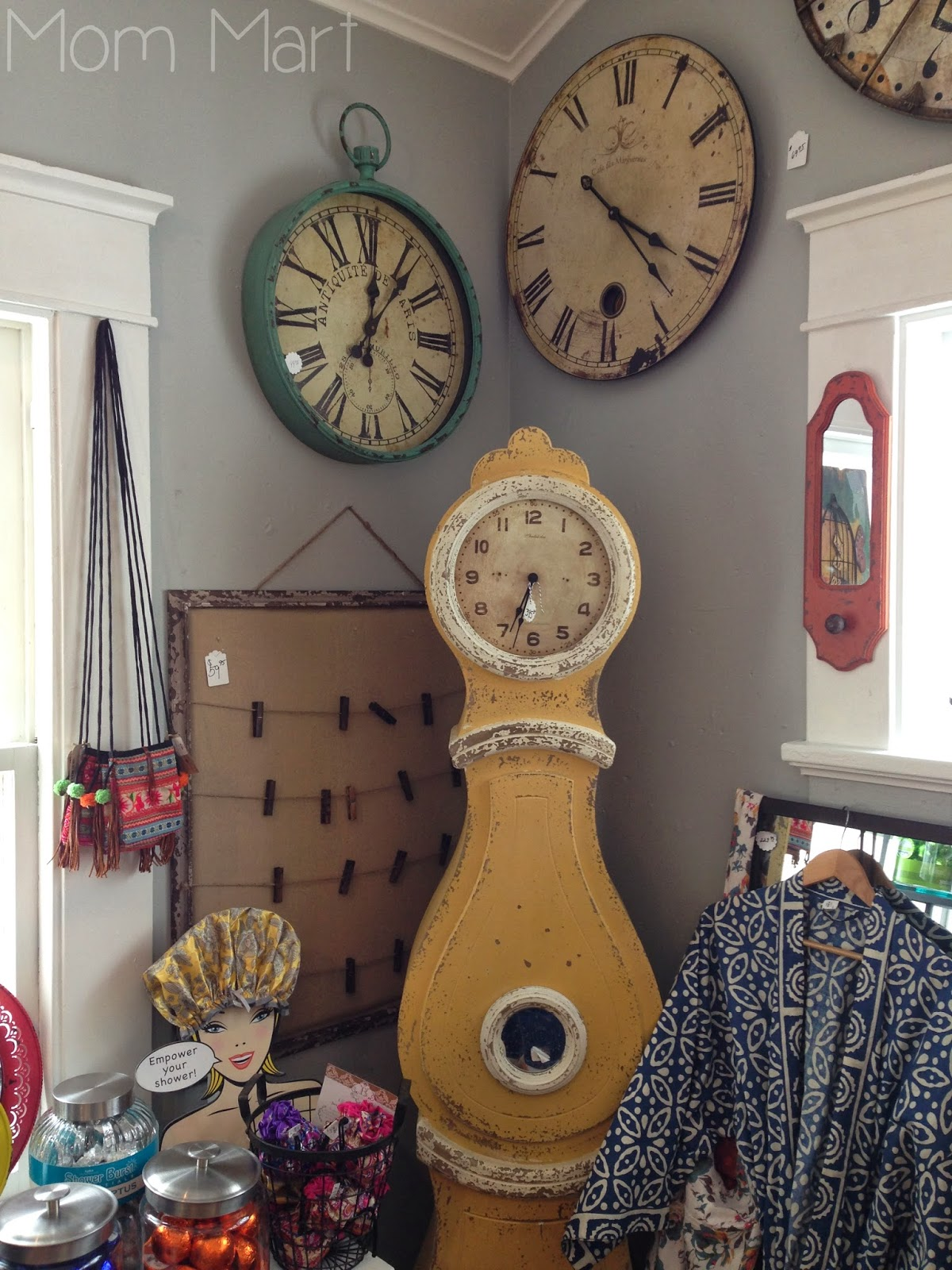 Shopping for home goods #Shopping #ForTheHome #Decorate #Clocks #HomeDecor