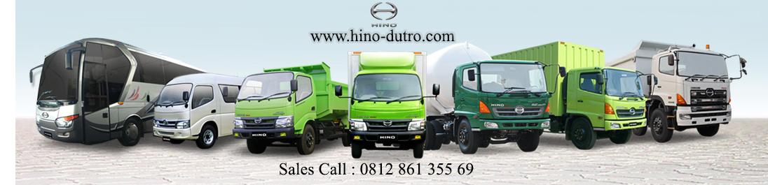 Sales Consultant Truck Hino, Hino Dutro dan Bus Hino