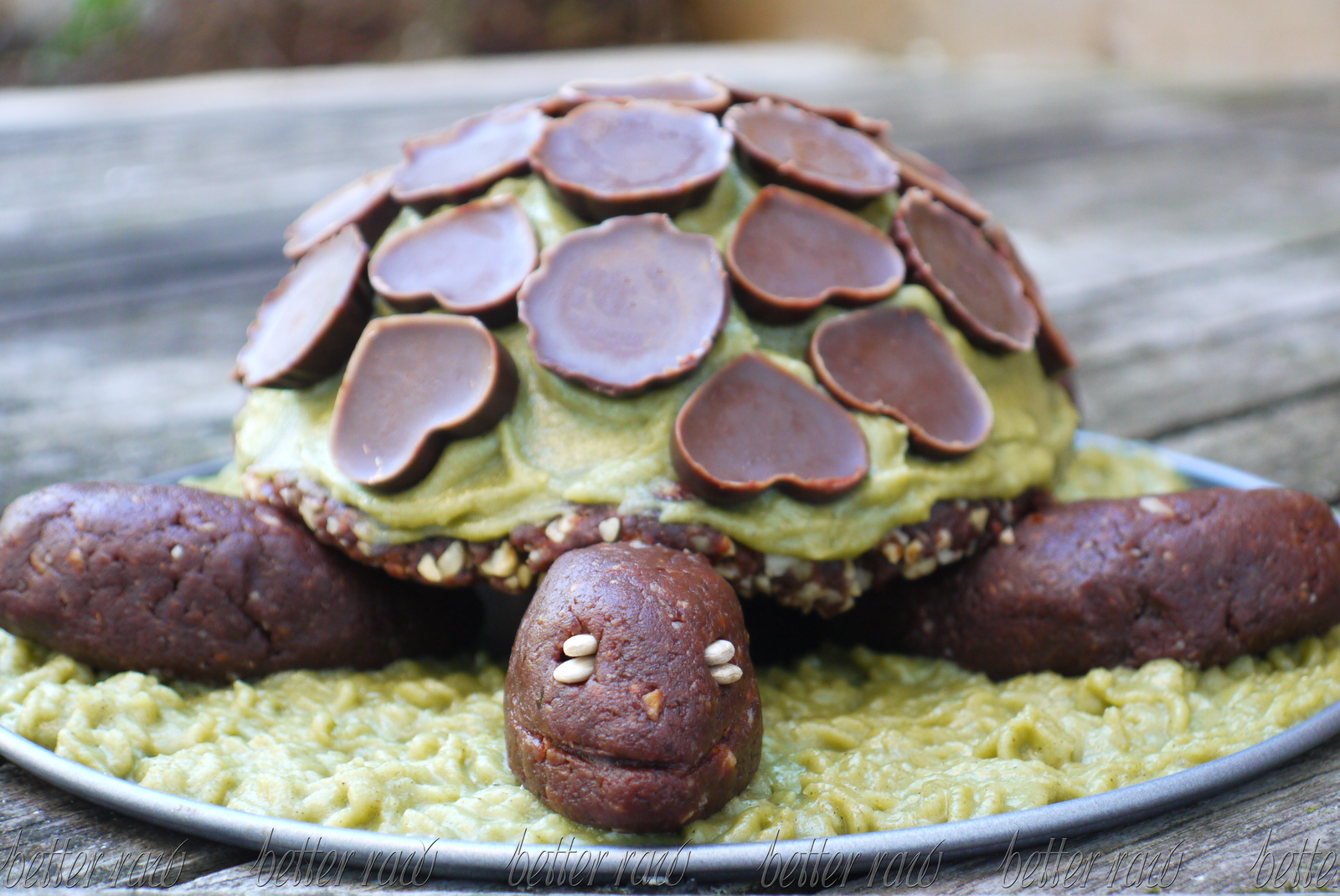 Tortoise cake Recipe step by step at home 92